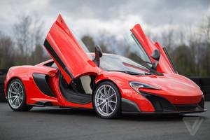 mclaren gets picked to make a more powerful battery for formula e