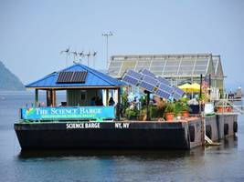 With New Owner, Science Barge Upgrades Solar Power, Rolls out New Climate Curriculum