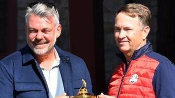 Bluff & hearsay: Spotting the Pitt & Jolie of Ryder Cup