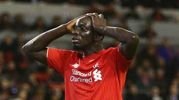 mamadou sakho: liverpool defender returns with under-23s