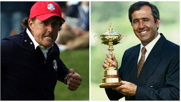 seve, poulter or palmer? pick your europe and us ryder cup teams