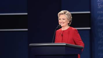Apparently Hillary Clinton Didn't Look 'Attractive' At Monday's Debate