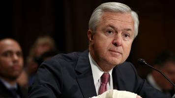Wells Fargo's Scandal Costs Its CEO Millions — Which Isn't Much To Him