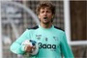 inigo idiakez has left derby county, derby telegraph understands