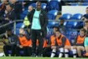 chris powell to lead derby county again at reading this weekend