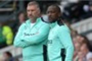 nigel pearson picked derby county team that beat cardiff city,...