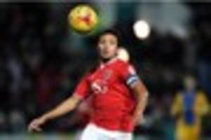 korey smith could feature in bristol city friendly fixture...
