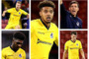 sheffield united 1 bristol rovers 0: hard luck story, midfield...