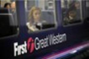 gloucestershire train commuters face a year of delays