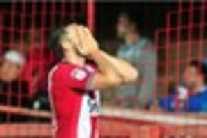 fans react as exeter city suffer worst ever home start to a...