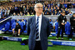ranieri jokes about bookmakers' odds for leicester city boss to...