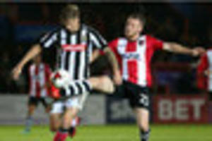 notts county's jon stead 'wouldn't be in this league if he was...