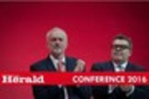 Jeremy Corbyn's conference speech delivered a 'kick to the...