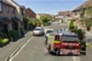 early morning fire at frome home being investigated