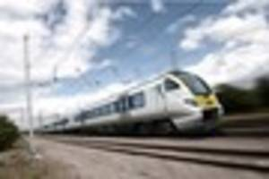£1.4 billion for new greater anglia trains between essex...