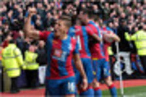 it's absolute madness! crystal palace fans react as former...