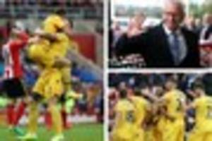 revealed! why crystal palace are up there with tottenham and...