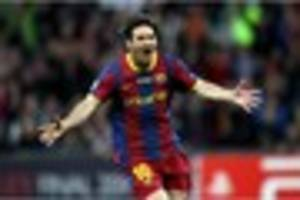 Cambridge News published Barcelona star Lionel Messi donates signed football shirt for...
