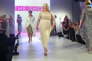 East Kilbride cancer survivor shows courage on the catwalk for Breast Cancer Care