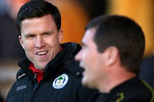 watch former scotland captain gary caldwell tell reporter he couldn't care less about sam allardyce's england exit