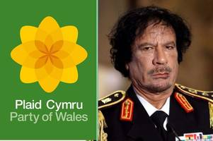 Plaid Cymru accepted funding from Libyan dictator Colonel Gaddafi, a longstanding activist has alleged