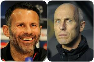 manchester united fc legend ryan giggs or bob bradley... who would make the better swansea city manager?