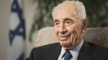 Long legacy of Israel's Shimon Peres