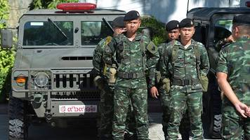 Thailand's military allows 'culture of torture', says Amnesty