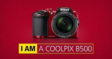 Download Firmware 1.1 for Nikon's New COOLPIX B500 Camera