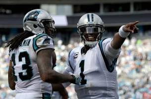 Cam Newton vows not to have Kelvin Benjamin go catchless again