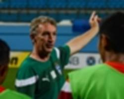 AFC Cup: Albert Roca - Eugeneson Lyngdoh's goal was decisive