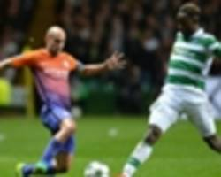 coming back thrice at celtic proof of man city character, says zabaleta
