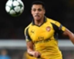 he's getting stronger every game – wenger revels in alexis central role