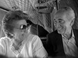 Nobel winner who sacrificed his marriage to fight for Middle East peace as ex-Israeli premier Shimon Peres dies why he was a symbol of national unity in a nation of extremes