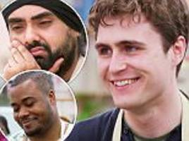 The boys fight back in Botanical Week on the Great British Bake Off, by Jim Shelley