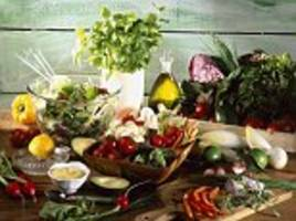 A Mediterranean diet in the UK would save 20,000 lives a year as one in eight deaths from heart attack and stroke could be prevented by the change