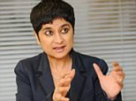 Shami Chakrabarti 'set to join Jeremy Corbyn's team as shadow attorney general'