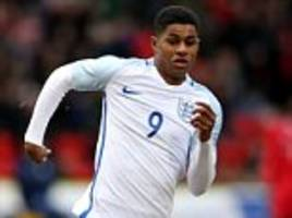 marcus rashford promoted to england senior squad as chelsea's tammy abraham gets called up for under 21s