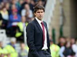 middlesbrough boss aitor karanka has invited europe's ryder cup players to show off trophy near club's training ground if they win
