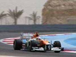 new f1 schedule sees china and bahrain races switch up, while all wet races will now have standing start