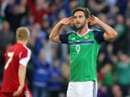 will grigg granted request to sit out northern ireland's world cup qualifiers against germany and san marino