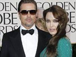 Angelina Jolie 'was terrified when Brad Pitt yelled at the kids'