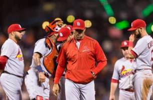 st. louis cardinals: mike matheny's job not in jeopardy