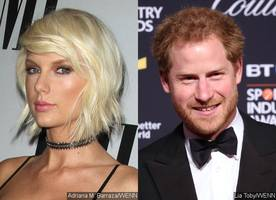 Report: Taylor Swift Is Pursuing Prince Harry After Tom Hiddleston Split