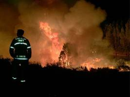loma fire grows to 3,849 acres; containment at 22%