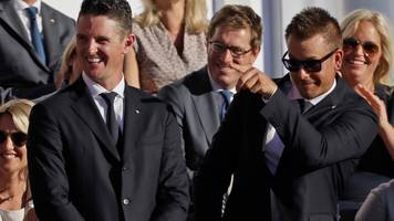 Ryder Cup 2016: Europe & United States pairings announced