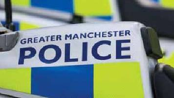 Greater Manchester Police officer charged in cannabis probe