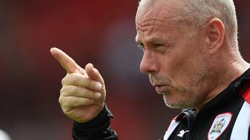 tommy wright: barnsley sack assistant boss amid football corruption claims