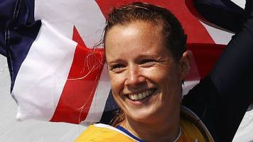 olympic sailing champion hannah mills considers fx switch
