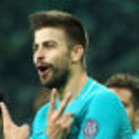 Fewer errors was key to Barca fightback - Pique